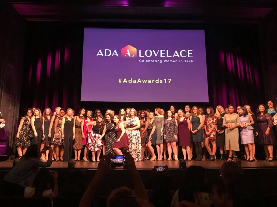 ada lovelace award 2017