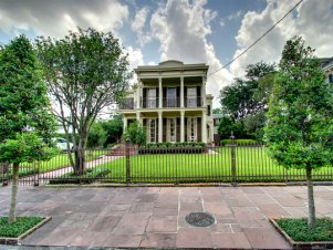 garden district tour