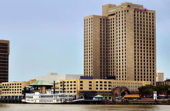Hilton Riverside by the Creole Queen