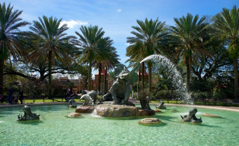 Hotels Near Audubon Zoo New Orleans