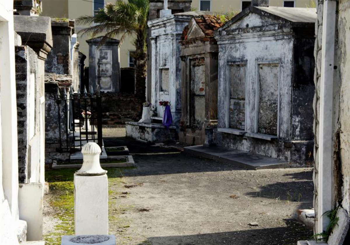 new orleans cemeteries day tour