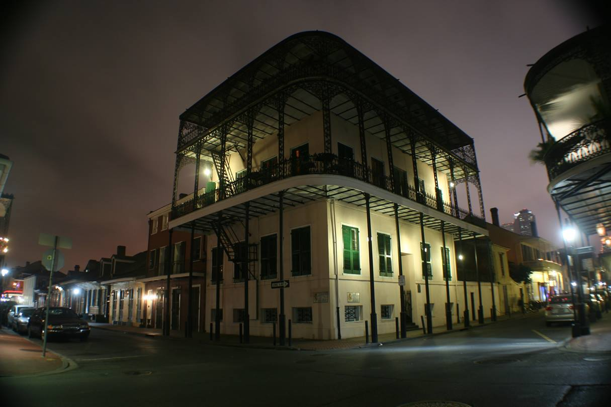 haunted tours french quarter