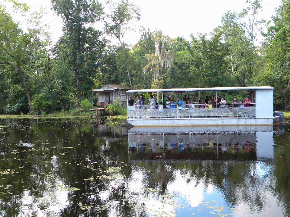 swamp boat tour new orleans